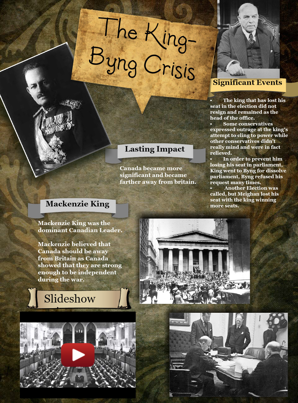 [2015] An Le: The King-Byng Crisis