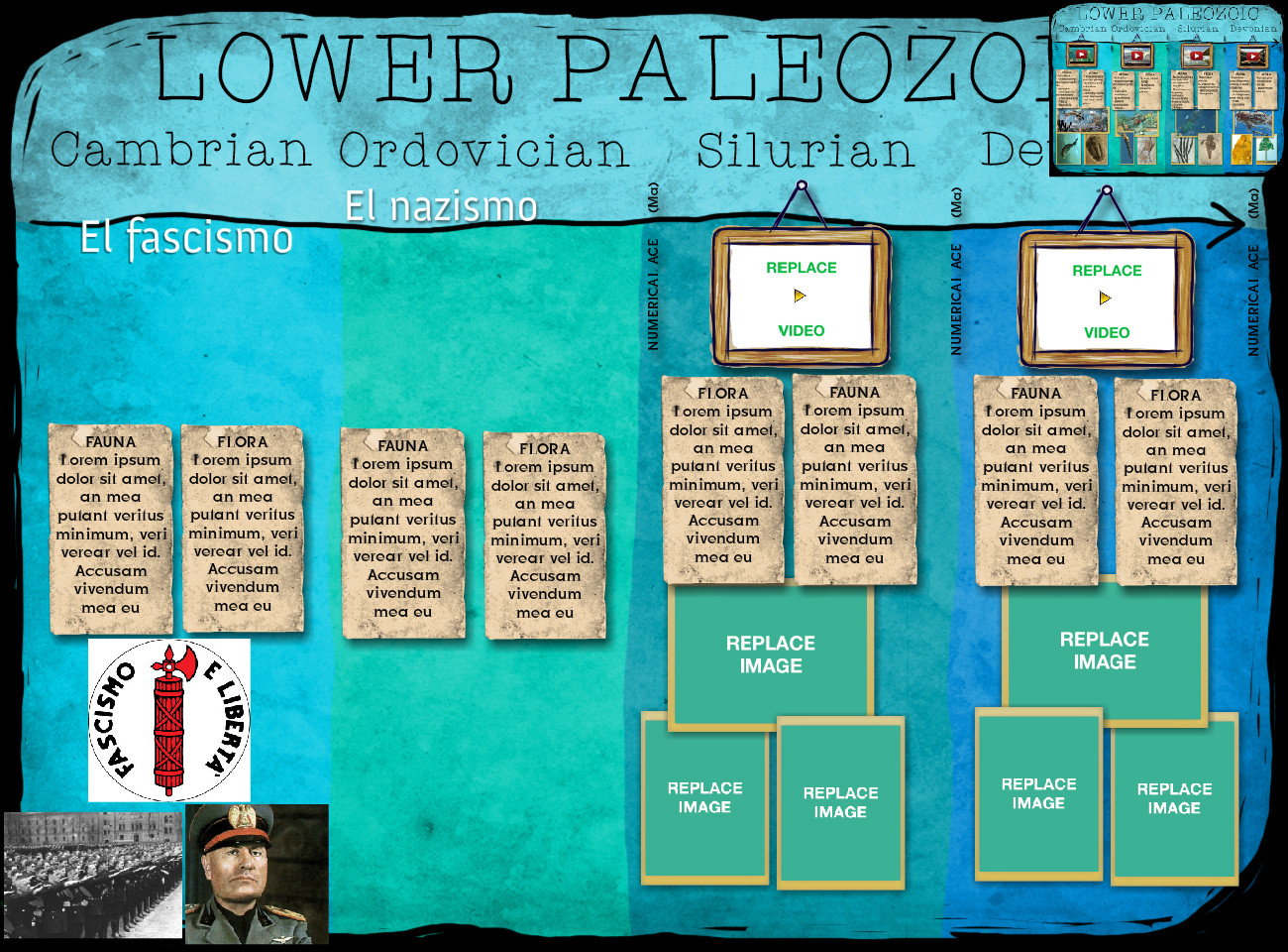 Lower Paleozoic