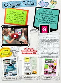 Glogster Overview for VSU