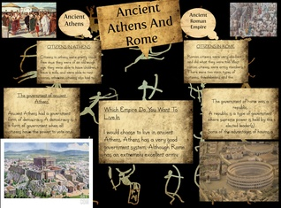 Ancient Rome and Athens