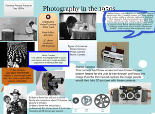 Photography in the 1950s