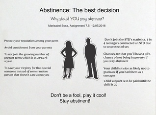 Promoting Abstinence